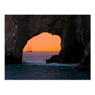 Cabo San Lucus Postcard