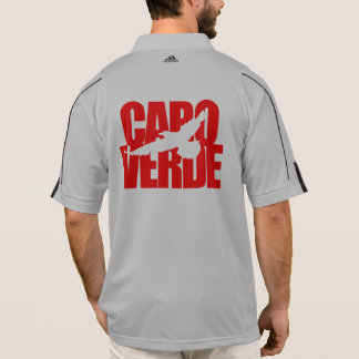 Cabo Verde (Cape Verde) Albatross Polo Shirt