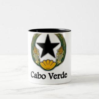 Cabo Verde Pan African mug