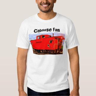 Caboose Fan Design T-shirt