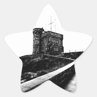 Cabot Tower Sticker