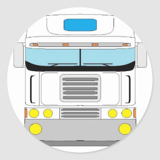 cabover sticker