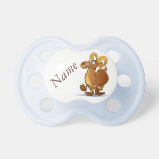 Cabra Loca Baby Pacifiers