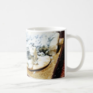Cabrales Blue Cheese With Leaf Wrapping Mugs