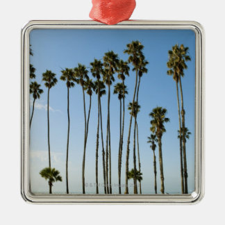 Cabrillo Avenue, Santa Barbara, California Christmas Ornament