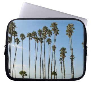 Cabrillo Avenue, Santa Barbara, California Laptop Sleeve