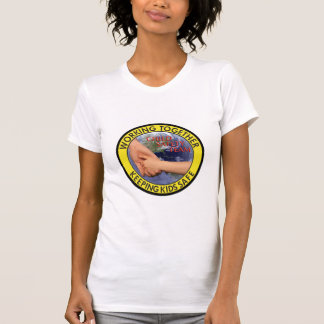 CAC-Charities Child Safety Team Tee Shirts
