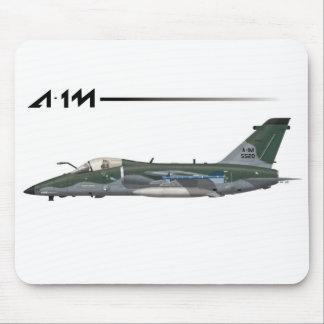 Caça A-1M AMX Modernizado - Força Aérea Brasileira Mousepad