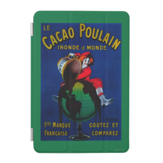 Cacao Poulain Vintage PosterEurope iPad Mini Cover
