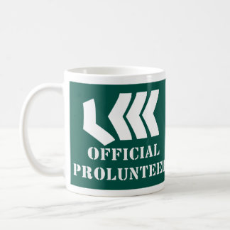 CACC Prolunteer Mug Green