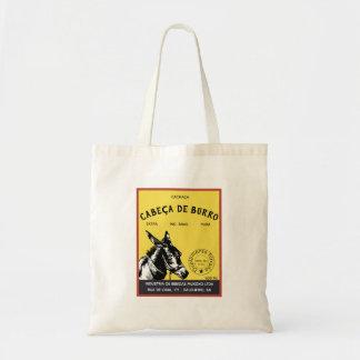 Cachaça Donkey Head Tote Bag