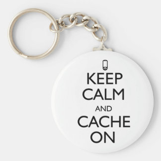 Cache On Key Ring