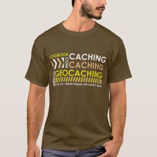 Caching Caching Geocaching T-Shirt