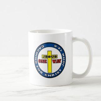 Caching for Christ Coffee Mug