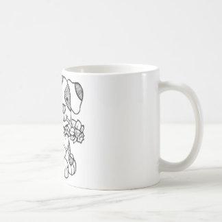 cachorro.png basic white mug