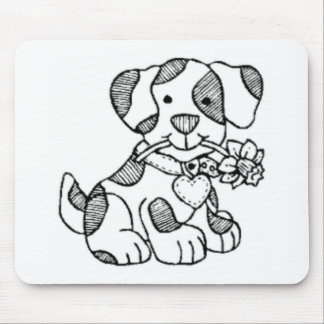 cachorro.png mouse pad