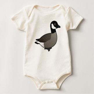 Cackling Goose Baby Bodysuit