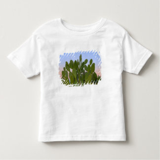 Cacti and sisal in Dry Forest Tee Shirt
