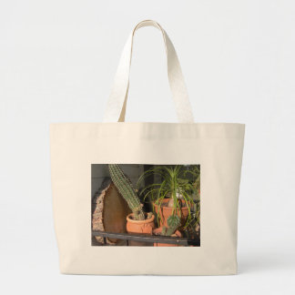 Cacti Family Tote Bags