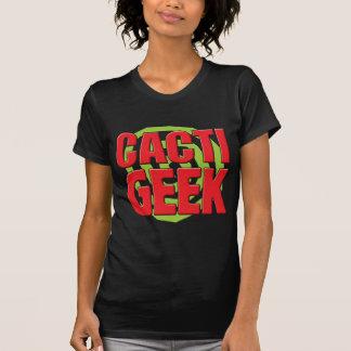 Cacti Geek T-shirts