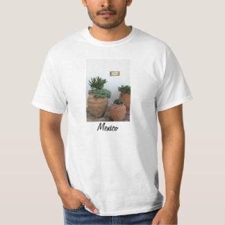 Cacti in Terracotta Pots T-Shirt