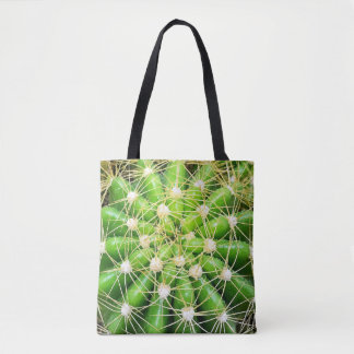 Cactus All-Over-Print Tote Bag