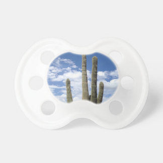 Cactus and Clouds Baby Pacifiers