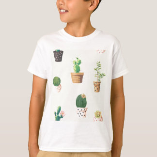 Cactus and Plants T-Shirt