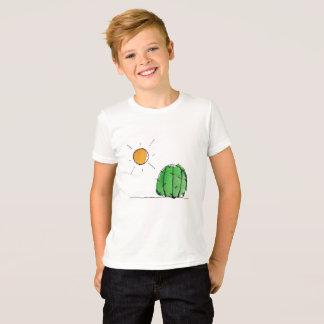 Cactus and Sun Watercolor T-Shirt