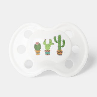 Cactus Baby pacifier