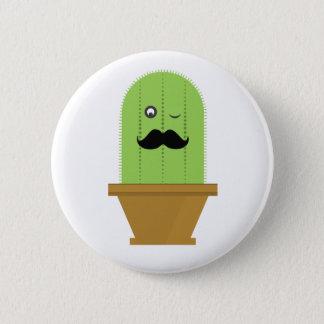 Cactus Button Pin