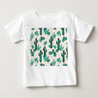 Cactus / Cacti Green Cream Tropic / Andrea Lauren T Shirts