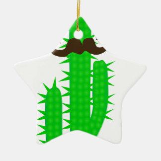 cactus christmas ornament