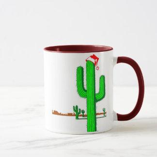 Cactus Christmas Tree - Mug
