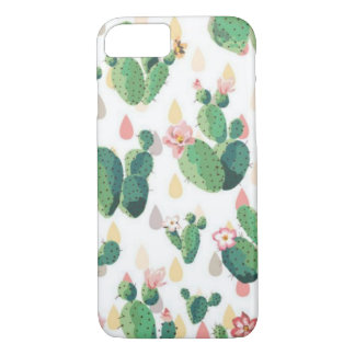 Cactus Crazy iPhone 8/7 Case