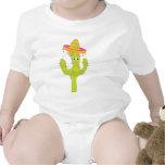 Cactus Cute Mexican Shirts