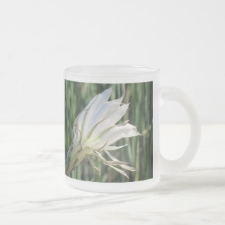 Cactus Flower Frosted Mug