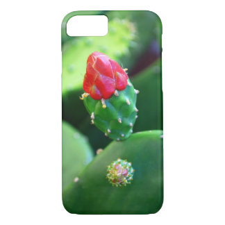 Cactus Flower iPhone 8/7 Case
