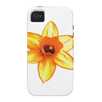 Cactus Flower Template increase decrease size gift Case For The iPhone 4