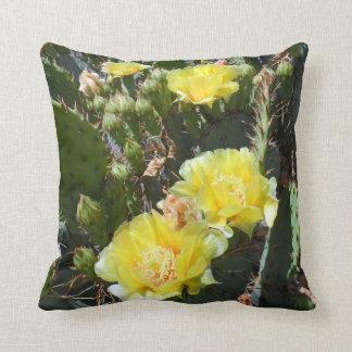 Cactus Flowers Cushion