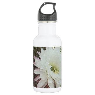 Cactus Flowers Water Bottle 532 Ml Water Bottle