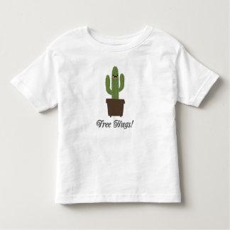 Cactus Free Hugs   Toddler T-Shirt