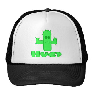 Cactus Hug Hats