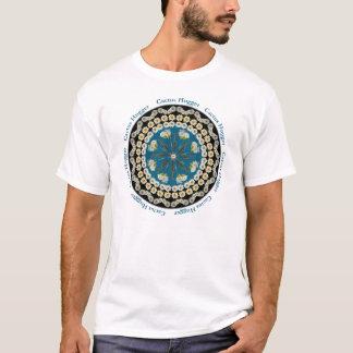 Cactus Hugger T Shirt with Saguaro Mandala