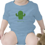 Cactus - 'I just want a hug' Top for babies. Baby Bodysuit