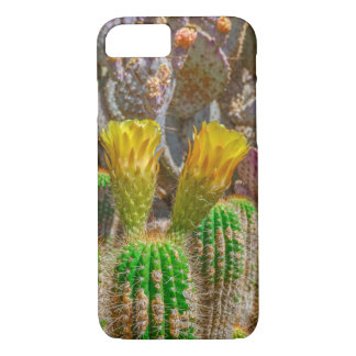 CACTUS IN BLOOM iPhone 8/7 CASE