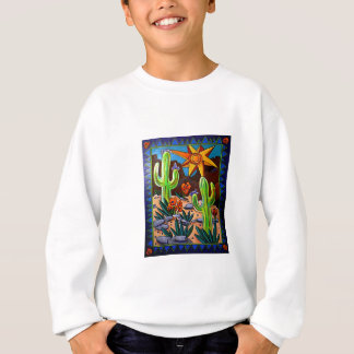 Cactus in the Southwest Sweatshirt