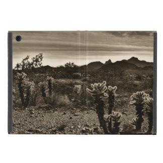 Cactus Landscape Photograph Case For iPad Mini