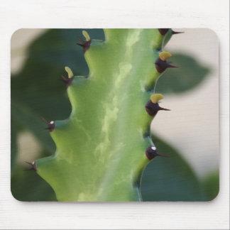 Cactus Leaf Mousepad