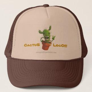 CactuS LocO!!! Trucker Hat